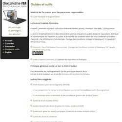 Alexandrie FGA - Guides des droits et lois