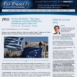 """» Tryfon Alexiadis : """"Des pays européens tentent d'attirer les armateurs grecs chez eux"""""""