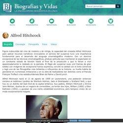 Alfred Hitchcock. Biografía.