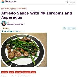 Alfredo Sauce With Mushrooms