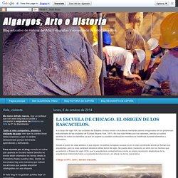 Algargos, Arte e Historia: LA ESCUELA DE CHICAGO. EL ORIGEN DE LOS RASCACIELOS.