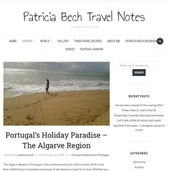 Patricia Bech Travel Notes - Patricia Bech Travel Notes