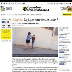 La jupe en Algérie, une tenue osée?