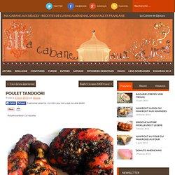 Poulet tandoori - La cuisine de Djouza