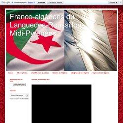 Franco-algériens du Languedoc-Roussillon-Midi-Pyrénées
