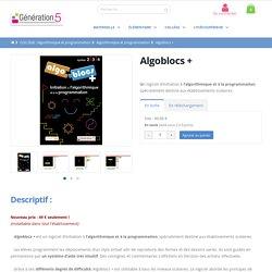 Algoblocs +
