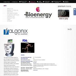 Algonix by medilab - Bioenergy