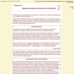 2. Pratiques Version html
