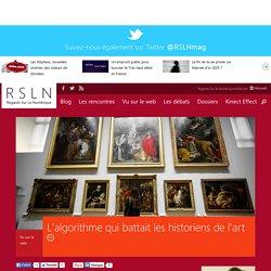 L'algorithme qui battait les historiens de l'art