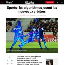 Sports : les algorithmes jouent les nouveaux arbitres