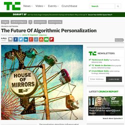 The Future Of Algorithmic Personalization