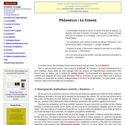 Cours d'Algorithmique - Christophe Darmangeat