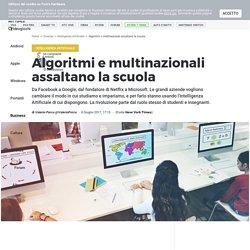 Algoritmi e multinazionali assaltano la scuola - Tom's Hardware