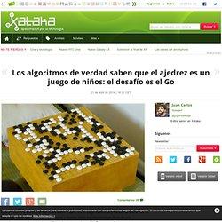 Los algoritmos de verdad saben que el ajedrez es un juego de niños: el desafío es el Go