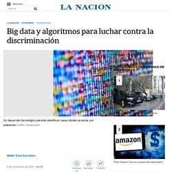 Big data y algoritmos para luchar contra la discriminación