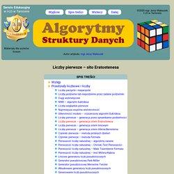 Algorytmy i Struktury Danych - Sito Eratostenesa