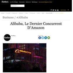 Alibaba, Le Dernier Concurrent D'Amazon
