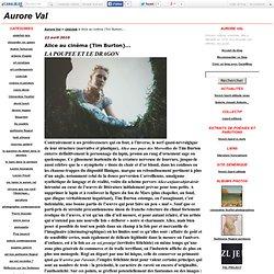 Alice au cinéma (Tim Burton)... - Aurore Val