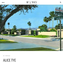 Alice Tye – WeTransfer This Works