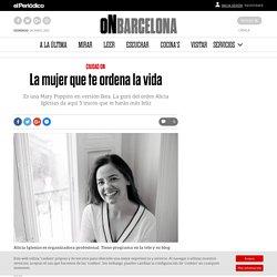 Alicia Iglesias, la mujer que te ordena la vida