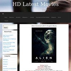 Alien Covenant (2017) English Movie