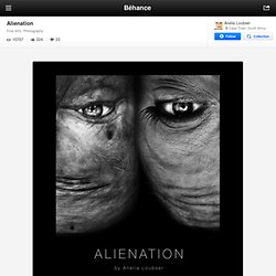 Alienation on Behance