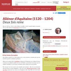 Aliénor d'Aquitaine (1120 - 1204)