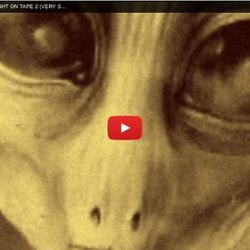 UFO 2013 - GREY ALIENS CAUGHT ON TAPE 2 (VERY SCARY!!)