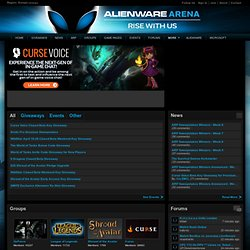 awesome nostromo configuration for dota 2 - Alienware Arena Forums