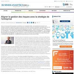 Aligner la gestion des risques avec la stratégie de l'entreprise