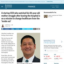 Alignment Healthcare wants to reinvent the healthcare industry from the 'inside-out'