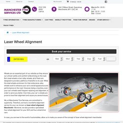 Laser Wheel Alignment Manchester