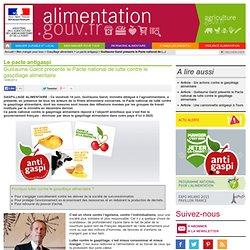 .gouv_Pacte national de lutte contre le gaspillage alimentaire