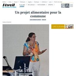 L'EVEIL DE LA HAUTE LOIRE 25/06/20 SAINT-GERMAIN-LAPRADE - Un projet alimentaire pour la commune