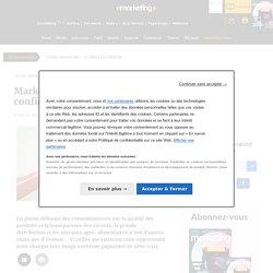Marketing alimentaire : comment retrouver la confiance des consommateurs?