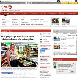 JDC 29/06/15 Anti-gaspillage alimentaire : une habitude désormais estampillée
