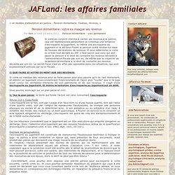 Pension Alimentaire: votre ex masque ses revenus - JAFLand: les affaires familiales