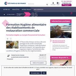 Formation Hygiène alimentaire en restauration commerciale 14H dans le Val-d'Oise