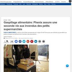 20MINUTES 05/12/16 Gaspillage alimentaire: Phenix assure une seconde vie aux invendus des petits supermarchés DONS ALIMENTAIRES La start-up vient d'être récompensée par la région Ile-de-France pour ses collectes qui permettent aux petites enseignes de dis