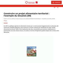 CAISSE DES DEPOTS DES TERRITOIRES 27/03/18 Construire un projet alimentaire territorial : l'exemple du Douaisis (59)