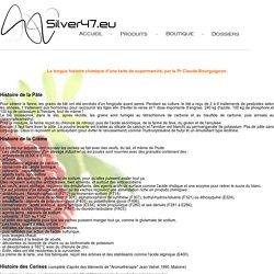 Silver47.eu - L'histoire d'une Tarte aux cerises de Supermarché Pesticides Additifs Alimentaires Antibiotiques