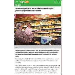 L AVENIR 28/02/14 Les invendus alimentaires : c'est approuvé