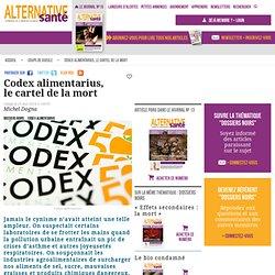 Codex alimentarius, attention danger