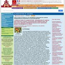 AGROBIOSCIENCES - JUIN 2007 - « Agriculture et Alimentation : Grandeurs et limites des circuits courts. Un entretien conduit par