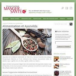 Alimentation et Ayurvéda