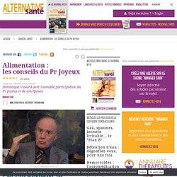 Alternativar a ajouté : Alimentation : les conseils du Pr Joyeux