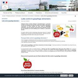 Lutte contre le gaspillage alimentaire / Alimentation / Alimentation, consommation et commerce / Politiques publiques / Accueil - Les services de l'État dans la Somme