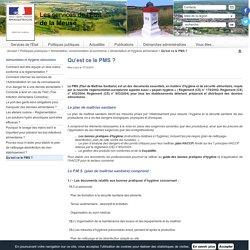 Qu'est ce le PMS ? / Alimentation et Hygiène alimentaire / Alimentation, consommation et commerce / Politiques publiques / Accueil - Les services de l'État de la Meuse