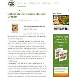 L'alimentation selon le docteur Graham - Crudivegan la santé & l'énergie