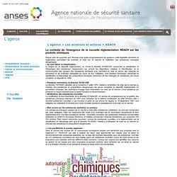 Anses - REACH